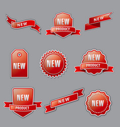 new advertising banners vector image vector image