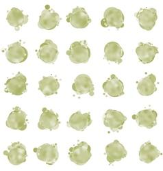 bubbles for speech EPS 8 vector image