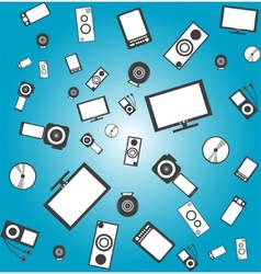 Electronic products vector