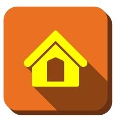 Home Longshadow Icon vector