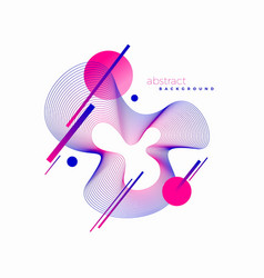 Astract design vector