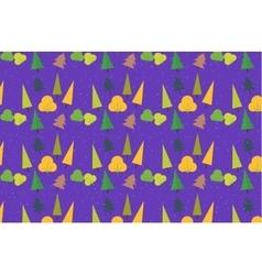 Autumn foliage concept pattern vector