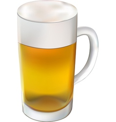 beer vector image vector image
