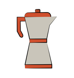 Coffee beverage icon image vector