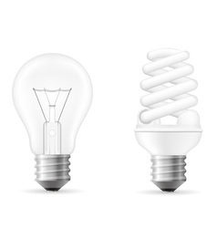 Light bulb 12 vector