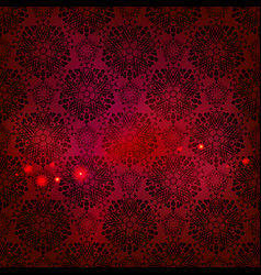 red drama background vector image