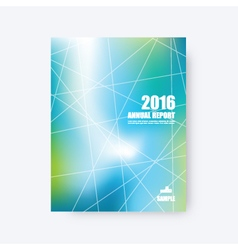 225 5 2016 annual vector image