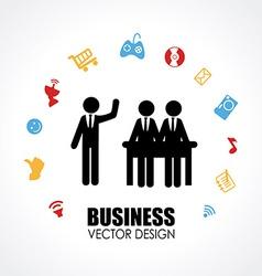base 40 vector image vector image