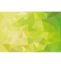 triangual background vector image vector image