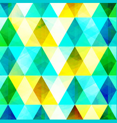 abstract mosaic bright template vector image