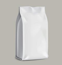 food bag for design vector image