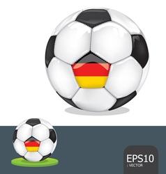 Soccer euro germany vector