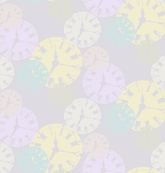 Seamless Watch Pattern2 vector image vector image