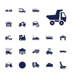 22 auto icons vector