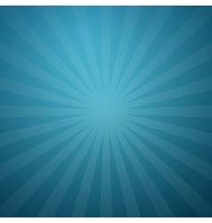 Abstract Retro Blue Background vector image