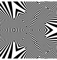 Black and White Background Pattern vector