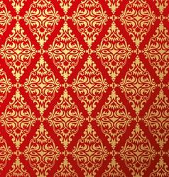 old wallpaper background 03 vector image