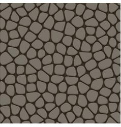 animal skin texture pattern elephant crocodile vector image