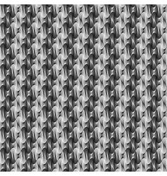 Design seamless twirl stripy diamond pattern vector