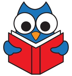Read owl vector