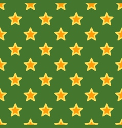 Retro Christmas Texture with Stars vector