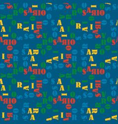 Rosario seamless pattern vector