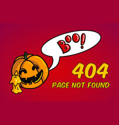 404 page not found vector image
