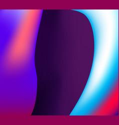 Background style abstract liquid splash bubble vector