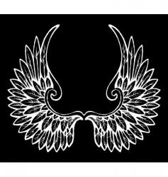 crest design element vector image