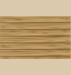 Wooden panel plank vector