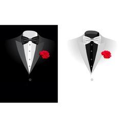 wedding suite vector image vector image