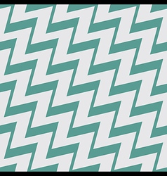 Nice zigzag seamless pattern vector image vector image