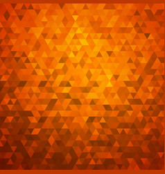 Abstract orange colorful background vector