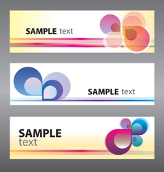 funky card vector image