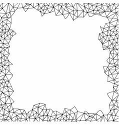 modern design template for wedding vector image
