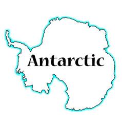 Antarctic vector