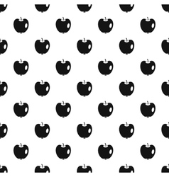 Apple pattern simple style vector