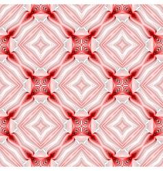 Design seamless colorful diamond pattern vector image