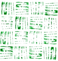 Seamless eco green pattern vector
