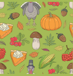 thanksgiving19-10 vector image