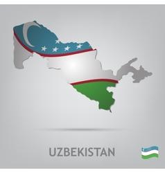 Uzbekistan vector