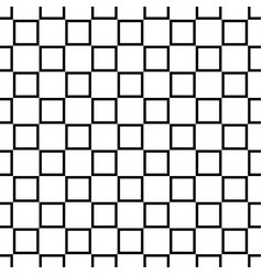 Black and white abstract seamless geometrical vector