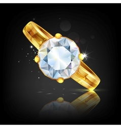 Diamond Ring vector