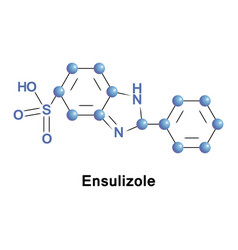 Ensulizole sunscreen agent vector