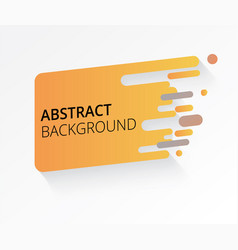 modern abstract shapes design elements vector image