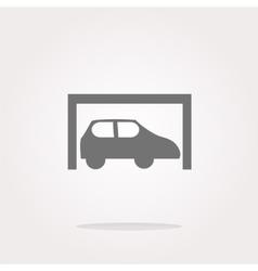 Car Icon Car Icon Car Icon Object Car vector image