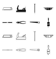 Design household and repair logo vector