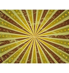 grunge antique background vector image