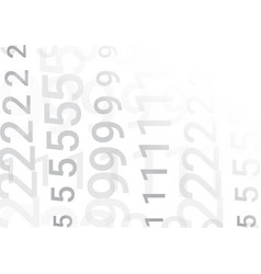 On a white background there are columns with vector