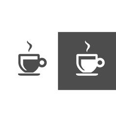 Espresso icon vector image vector image
